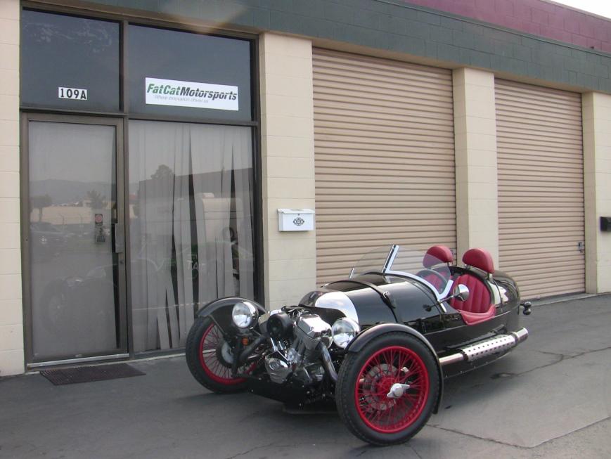 automotive suspension experts fat cat motorsports fcm morgan 3 rh fatcatmotorsports com